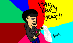 Happy New Year by rubinho146
