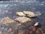 Rocks in a River by DemonWicca