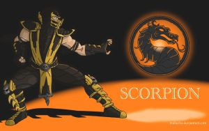 Scorpion - Prepare to die... by Matucha