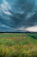 Waiting for the Storm - Poland II by PatiMakowska