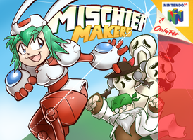 Mischief Makers by Anaugi