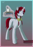 Knowledge is power by Sura-Resch