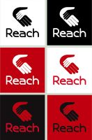 Reach logo by BNSone