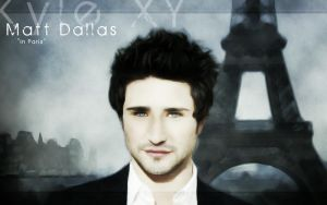 Kyle XY Matt Dallas by pinksov
