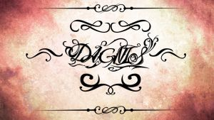 Calligraphic name by dagnis113