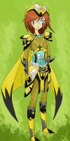 Sulfur Spider .:Accel World:. by IcyBloodRaven