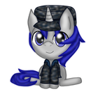 Sonar Ping becomes an Alicorn! - Contest Entry by PrincessDevin302