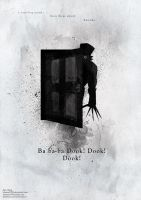 The Babadook B Variant by ichabod1799