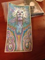 Trippy Sticker by TheMeltingEye