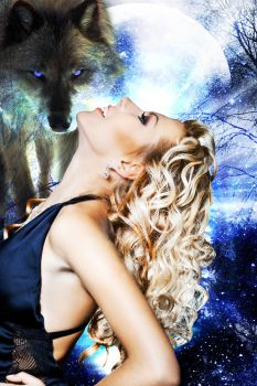 Soulful Howl by DreamscapeCovers