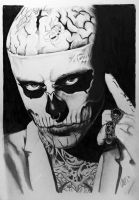 Rick Genest by McStAr182