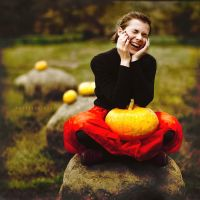 Princess of pumpkins by kriskis