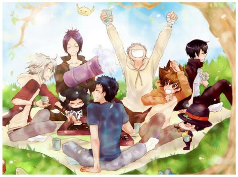 KHR : All of us by rainy--day