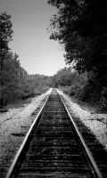 Down The Tracks by WeezyBlue