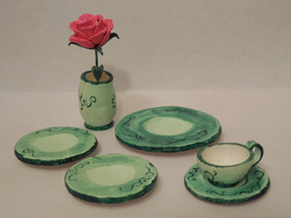 mother's day dish set by sunnybeams