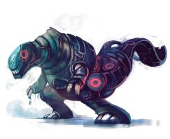 Dragon/Steel Bronzong by Yilx