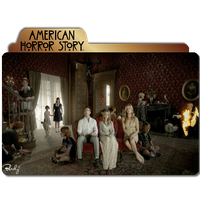 American Horror Story Folder by BbeckyM