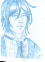 Sebastian Michaelis sketch by Reenave
