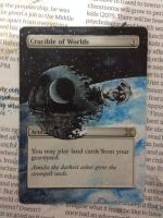 Crucible of the Worlds Alter Mtg by Patterson75