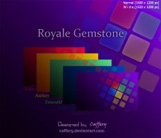 Royale Gemstone by Caffery
