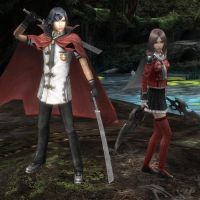 FF Type 0 - Machina and Rem (DL) by KoDraCan