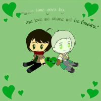 Valentine Req. #4 by cartoongirl211