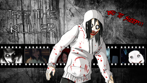 Jeff the Killer by Qwaserathos