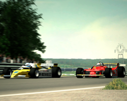A small piece of F1 History by Dorfmeist3r