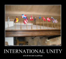 INTERNATIONAL UNITY by TheMightyLilah