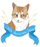 OC :: Oats Protection Squad by indesomniac