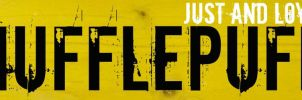 Hufflepuff Banner by Potterhead-Writer