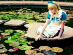 Heart Kuni no Alice by BlackandPinkDoll