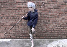 Jack Frost Cosplay. by StevieLeexox