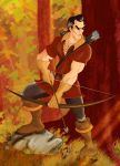 Gaston Hunting by hollano