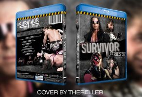 WWE Survivor Series 1997 Custom BluRay Cover by TheReller