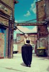 The Romance Of Crime 2 by hakanphotography