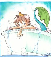 There's a merman in my tub by Hayai-Akurei