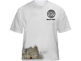 St Andrews School Paranaque shirt Cathedral Church by lumbad2010