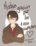 Muchas gracias by Mikapower19