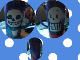 Undertale Mug by sniffies
