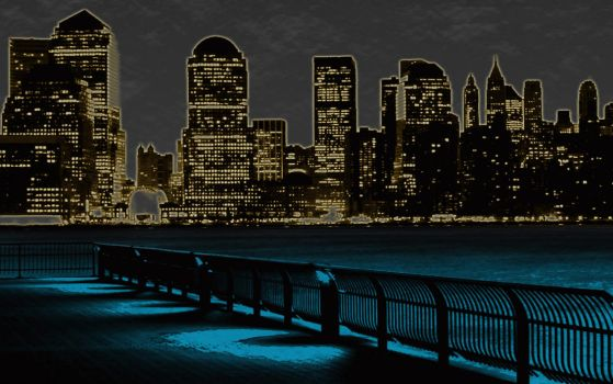 Manhattan by coolbits1