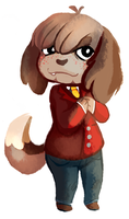 Digby by redmerle