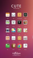 app icons by Aricia1