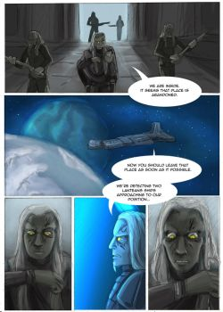 Crossing Paths p.77 by neron1987