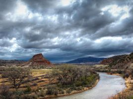Abiquiu by Vermontster