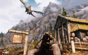 Dragon Incoming by Mailus