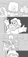 Steven Universe Comic Peridot's Redemption Part 13 by AbbitraryLabby