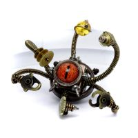 Steampunk Beholder by CatherinetteRings