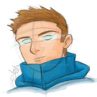 sketch_male by JacobsBook