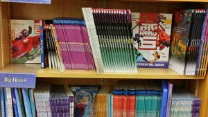 Big Hero 6 Book Collection by L-fangirl-101